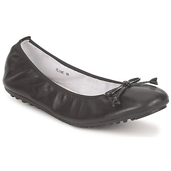 Topánky Ženy Balerínky a babies Mac Douglas ELIANE Čierna