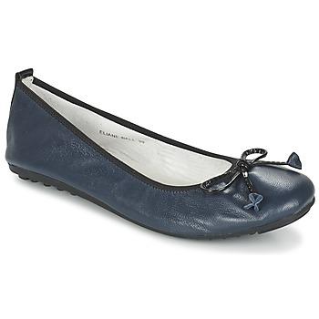 Topánky Ženy Balerínky a babies Mac Douglas ELIANE Námornícka modrá