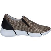 Topánky Ženy Slip-on Elena Iachi Mokasíny BT588 Zlato