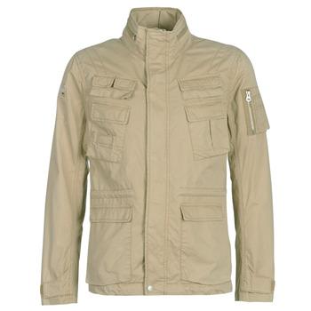 Oblečenie Muži Bundy  Schott CRAIG 19 Béžová