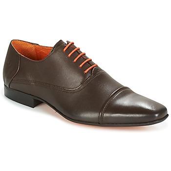 Topánky Muži Richelieu Carlington RIOCHI Hnedá