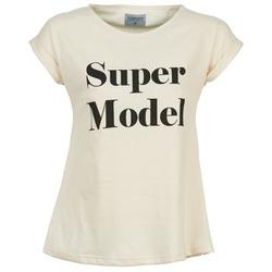 Oblečenie Ženy Tričká s krátkym rukávom Compania Fantastica HITTU Biela