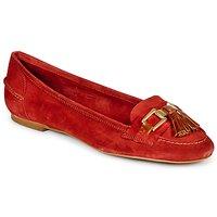 Topánky Ženy Mokasíny StylistClick NIAKO červená