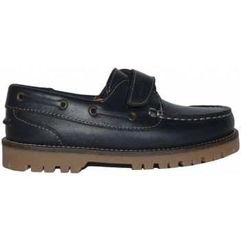 Topánky Chlapci Námornícke mokasíny Colores 21152-24 Modrá