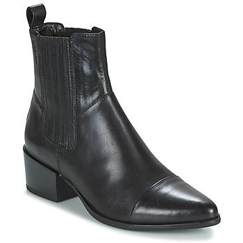 Topánky Ženy Polokozačky Vagabond MARJA Čierna
