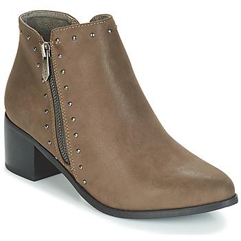 Topánky Ženy Čižmičky LPB Shoes JUDITH Kaki