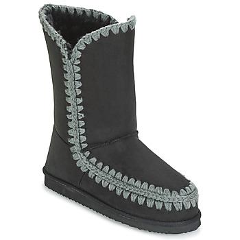 Topánky Ženy Čižmy do mesta LPB Shoes NATHALIE Čierna