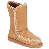 Topánky Ženy Čižmy do mesta LPB Shoes NATHALIE Ťavia hnedá