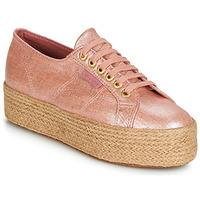 Topánky Ženy Nízke tenisky Superga 2790 LINRBRROPE Ružová