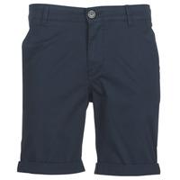 Oblečenie Muži Šortky a bermudy Selected SLHSTRAIGHTPARIS Námornícka modrá