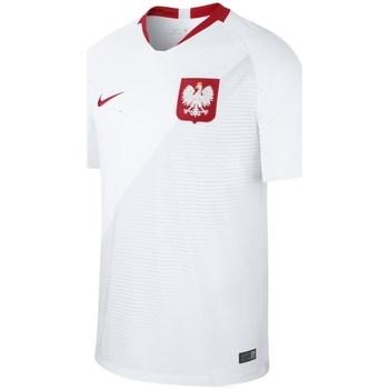 Oblečenie Muži Tričká s krátkym rukávom Nike Breathe Stadium Home Biela
