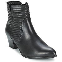 Topánky Ženy Čižmičky Gabor ABENBERG čierna