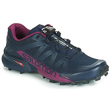 Topánky Ženy Bežecká a trailová obuv Salomon SPEEDCROSS PRO 2 Čierna / Fialová