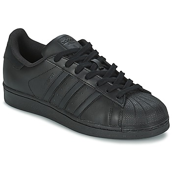Topánky Nízke tenisky adidas Originals SUPERSTAR FOUNDATION Čierna