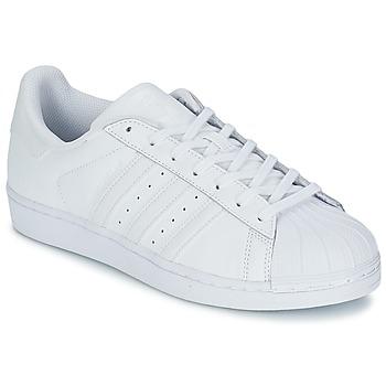 Topánky Nízke tenisky adidas Originals SUPERSTAR FOUNDATION Biela