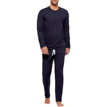 Oblečenie Muži Pyžamá a nočné košele Impetus GO60024 039 Modrá