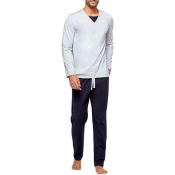 Oblečenie Muži Pyžamá a nočné košele Impetus GO62024 073 Šedá