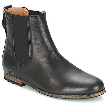 Topánky Ženy Polokozačky Aigle MONTAIGU 2 čierna