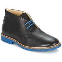 Topánky Muži Polokozačky Aigle DIXON MID 3 Čierna