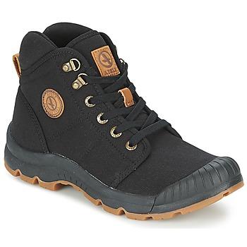 Topánky Muži Polokozačky Aigle TENERE LIGHT čierna