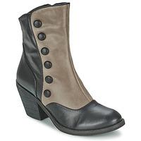 Topánky Ženy Čižmičky Lola Ramona GRINGO šedá