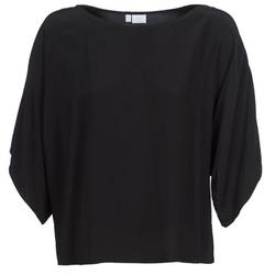 Oblečenie Ženy Blúzky Alba Moda 202586 čierna