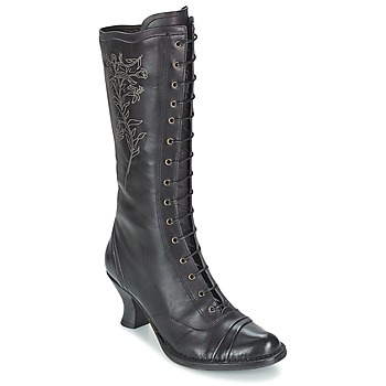 Topánky Ženy Čižmy do mesta Neosens ROCOCO čierna