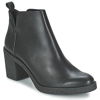 Topánky Ženy Čižmičky Miista KENDALL Čierna