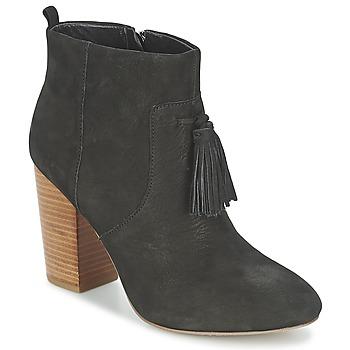 Topánky Ženy Čižmičky French Connection LINDS Čierna