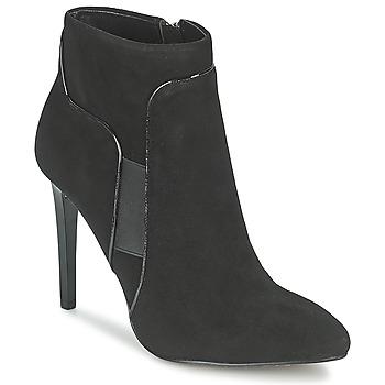 Topánky Ženy Čižmičky French Connection MORISS Čierna