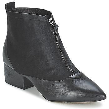 Topánky Ženy Čižmičky French Connection ROBREY Čierna