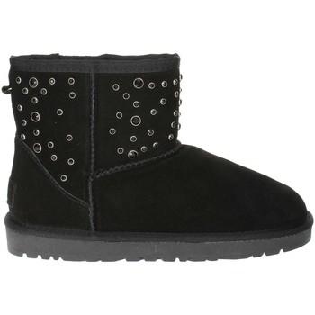 Topánky Ženy Snehule  Pregunta PL5854TZ 001 Black