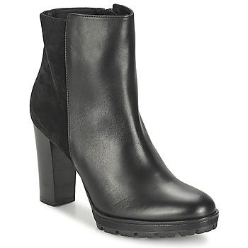 Topánky Ženy Čižmičky Nome Footwear CLAQUANTE Čierna