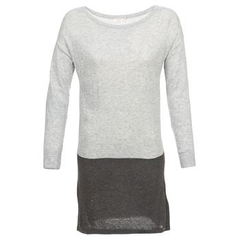 Oblečenie Ženy Krátke šaty DDP EMMI Čierna / Šedá