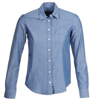 Oblečenie Ženy Košele a blúzky Gant EXUNIDE Modrá