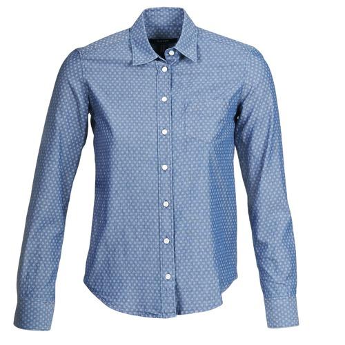 4b27c200a2c6 Gant EXUNIDE Modrá - Bezplatné doručenie so Spartoo.sk ! - Oblečenie ...