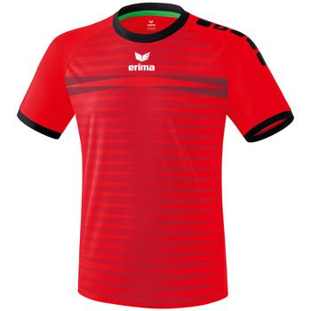 Oblečenie Muži Tričká s krátkym rukávom Erima Maillot  Ferrara 2.0 rouge/noir