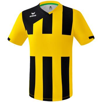 Oblečenie Chlapci Tričká s krátkym rukávom Erima Maillot enfant  Siena 3.0 jaune/noir