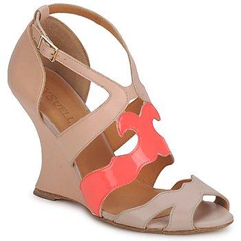 Topánky Ženy Sandále MySuelly PAULINE Hnedošedá / Grenadine