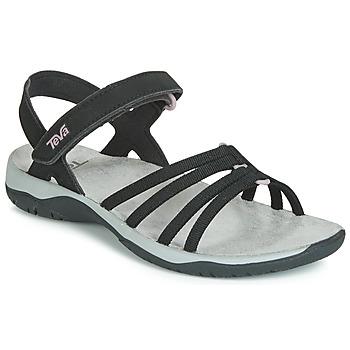Topánky Ženy Sandále Teva ELZADA SANDAL WEB Čierna