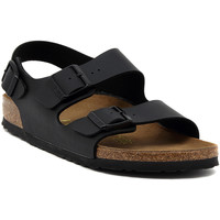 Topánky Sandále Birkenstock MILANO BLACK CALZ S Multicolore
