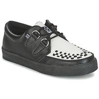 Topánky Derbie TUK CREEPERS SNEAKERS čierna / Biela