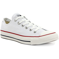 Topánky Dievčatá Nízke tenisky Converse ALL STAR OPTICAL WHITE OX Multicolore