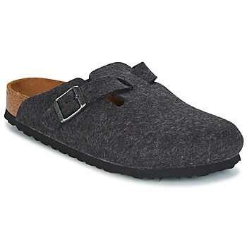 Topánky Nazuvky Birkenstock BOSTON Šedá