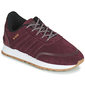 Topánky Deti Nízke tenisky adidas Originals N-5923 C Bordová