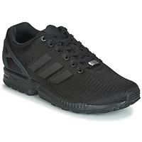 Topánky Muži Nízke tenisky adidas Originals ZX FLUX Čierna