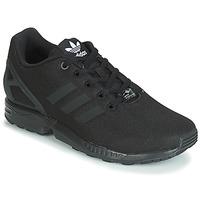 Topánky Chlapci Nízke tenisky adidas Originals ZX FLUX J Čierna