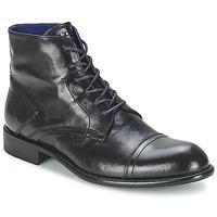 Topánky Muži Polokozačky Azzaro EPICOR Čierna