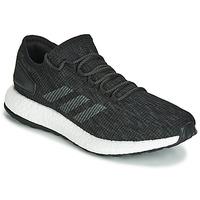 Topánky Muži Bežecká a trailová obuv adidas Performance PureBOOST Čierna