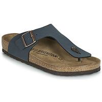 Topánky Muži Žabky Birkenstock RAMSES Modrá